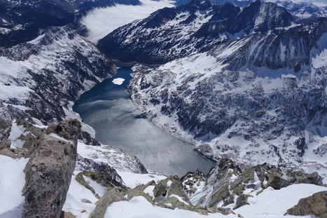 Turon du Néouvielle: Par la Glère et les lacs de Maniportet, 16 mai 2015 :: sortie - Camptocamp.org | Vallée d'Aure - Pyrénées | Scoop.it