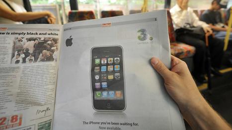 Les folles exigences d'Apple avec la presse | DocPresseESJ | Scoop.it