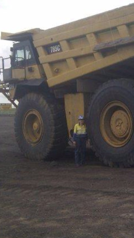 Rear Dump Truck Operator   OHS interviews in mining   Scoop.it