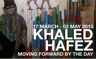 Khaled Hafez brings Egyptian identity to art-crazed Dubai | Égypte-actualités | Scoop.it