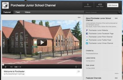 YouTube adverts - an update (| Digital - teacher | Education in a technological world) | Video for Learning | Scoop.it