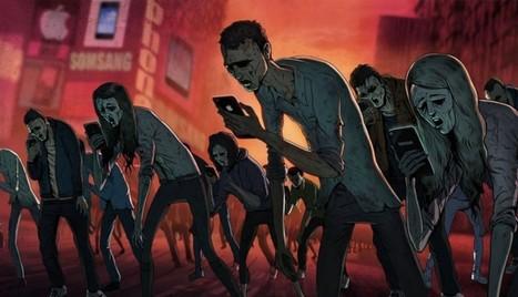 Les problèmes de notre société dénoncés en 16 illustrations trash et satiriques | Sociologie du numérique et Humanité technologique | Scoop.it