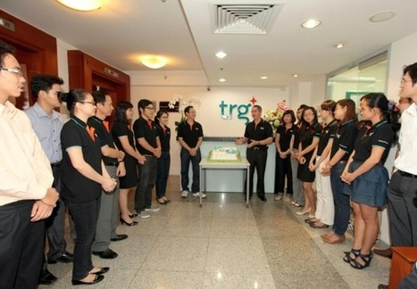 TRG's official launch of new brand marks 18-year journey | TRG International | Scoop.it