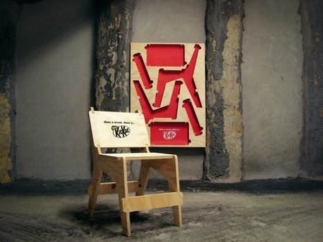 Have a Break ... In a Kit Kat Chair? | Innovators. Innovation. Just Inspired. | Scoop.it
