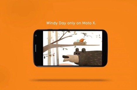 Windy Day : quand Motorola propose une experience narrative sur smartphone | Experience Transmedia | Transmedia news… | New, Trans & Social media | Scoop.it
