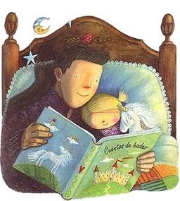 Los beneficios de leer en voz alta a los niños | Formar lectores en un mundo visual | Scoop.it