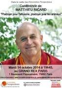 Conférence de Matthieu Ricard le 14 octobre à Paris | La pleine Conscience | Scoop.it
