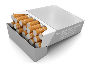 ASA partially retracts 2012 plain cigarette packaging ruling | Tobacco news | Scoop.it