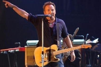 Bruce Springsteen se révolte dans son nouvel album - le Figaro | Bruce Springsteen | Scoop.it
