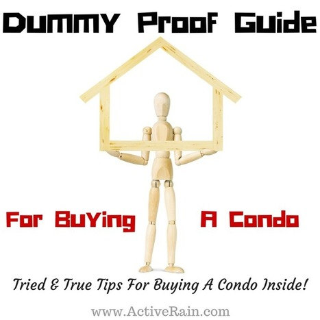 Buying A Condo For Dummies | Real Estate | Scoop.it