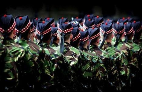 Tories attacked over plan to recruit Scotland's poorest schoolchildren as 'cannon fodder' for British Army | Scottish Politics | Scoop.it