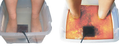Ionic Detoxification Foot Bath | Nail Fungus Treatment | Scoop.it