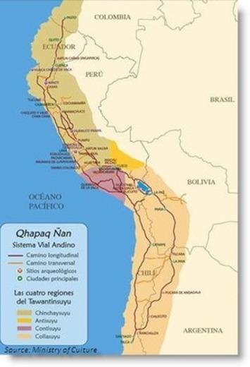 Qapaq Ñan: Inca Road Network listed as World Heritage Site | Peruvian Times | Kiosque du monde : Amériques | Scoop.it