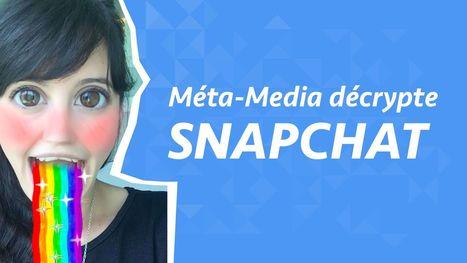 Méta-Media décrypte : Snapchat | EMI | Scoop.it