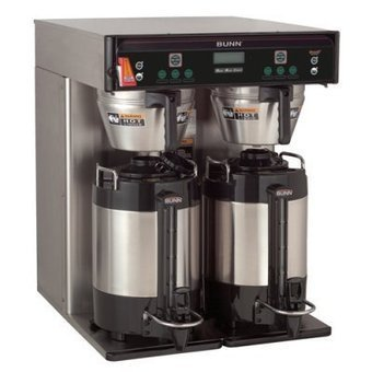 Bunn Axiom Coffee Maker Brewer Axiomp-35-1 Commercial Brewer Highly Polished Bar & Beverage Equipment Coffee, Cocoa & Tea Equipment