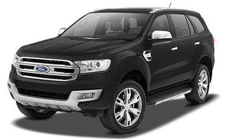 List of Ford Endeavour Car Models in India | In