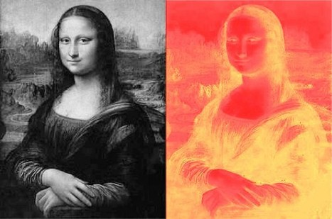 "Mini Lisa: Nanotechnique creates smallest ""Mona Lisa"" ever - Image is 30 microns wide! 