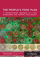 The People's Food Plan | Sustainable Futures | Scoop.it