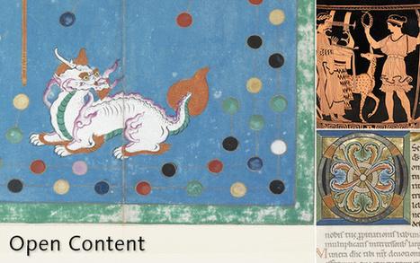 Open Content Program (The Getty) | Informed Teacher Librarianship | Scoop.it