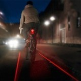 Piste cyclable virtuelle (by night) | Innovations urbaines | Scoop.it