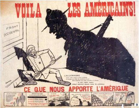 « Voila les Américains ! ». 2017, des rendez-vous pour célébrer le centenaire du débarquement des troupes américaines. | Histoire 2 guerres | Scoop.it