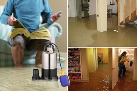 Dealing with Basement Flooding During Heavy Raining | Better Safety | Scoop.it