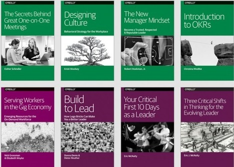 Download 243 Free eBooks on Design, Data, Software, Web Development & Business from O'Reilly Media | CiberOficina | Scoop.it