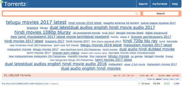 telugu movies torrentz2eu 2017