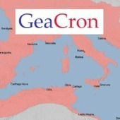 Historia Universal. Mapas Históricos y Cronologías   GeaCron   Enseñar Geografía e Historia en Secundaria   Scoop.it