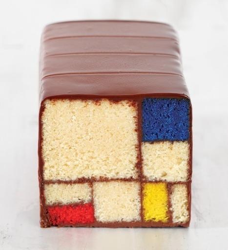 What Modern Art Looks Like As Yummy Dessert - Smithsonian (blog) | CyberDada | Scoop.it