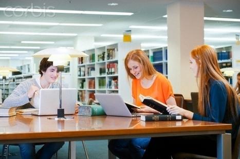 L'usage de l'ordinateur dans les bibliothèques peut encore progresser - Lagazette.fr | Du bon usage... ou du mauvais des bibliothèques numériques | Scoop.it