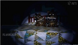 Five Nights at Freddy's 4 mod apk v1 1 Retail +