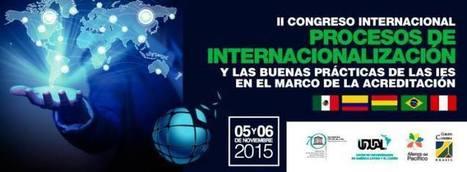 Perú: II Congreso Internacional - Procesos de Internacionalización | Nesrin Ouis | Scoop.it