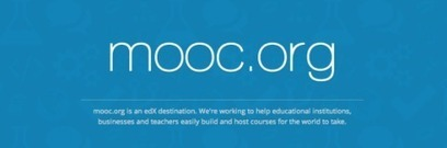 Google & edX to Create MOOC.Org: An Open Source Platform For Creating Your Own MOOC | Distance Education | Scoop.it