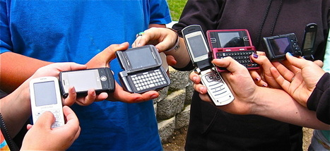 Technology-Driven Community Building Activities with Cell Phones | Science and Stuff | Scoop.it