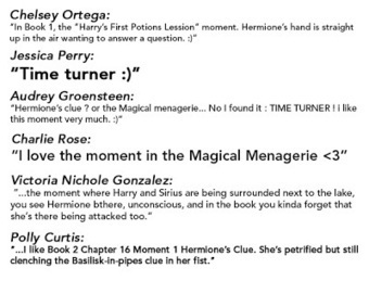 Pottermore Insider: Happy Birthday Hermione Granger! | Pottermore | Scoop.it