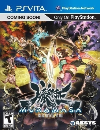 Muramasa Rebirth – Aksys | Games on the Net | Scoop.it