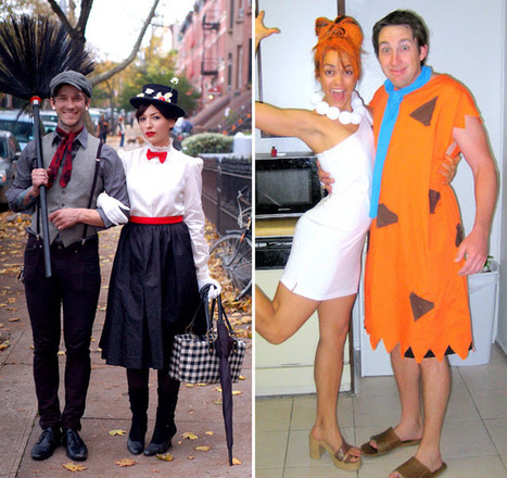 Best Couples Halloween Costumes 2014 - Multi Niche Site  sc 1 st  Scoop.it & Best Couples Halloween Costumes 2014 | Scoop.it