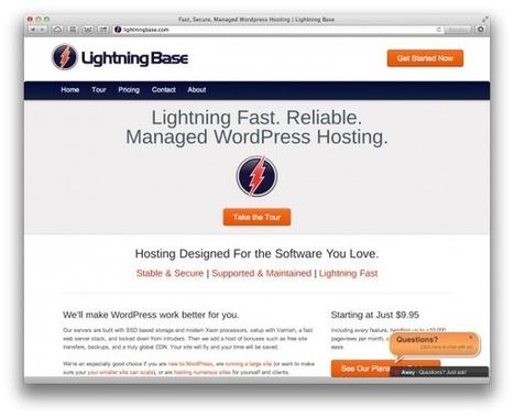 Les meilleurs hébergeurs pour WordPress   Les outils du Web 2.0   Scoop.it
