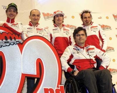 SuperbikePlanet | The ART Of Naming A CRT Project | Ductalk Ducati News | Scoop.it