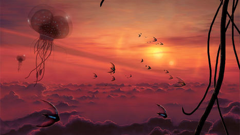 Alien life forms could thrive in the clouds of failed stars | kitnewtonium | Scoop.it