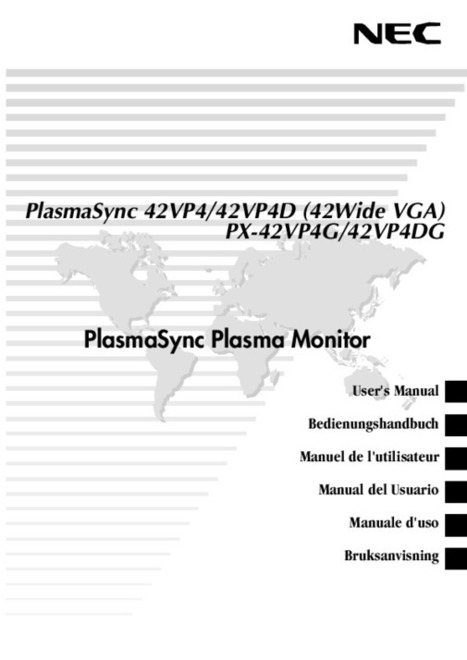nec plasmasync px 50mp2 user manual tiomarolu