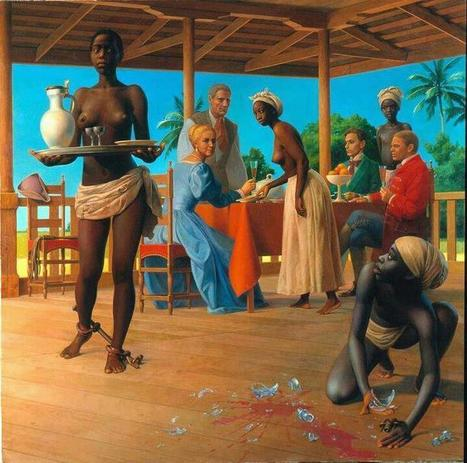 Are people ashamed of the American past life, or... | Black People News | Scoop.it