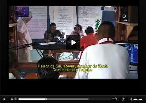 Naissance de Radio Communautaire Adiketsuya en Amazonie grâce à RFI (Le film de Franck Alix) | Radio 2.0 (En & Fr) | Scoop.it