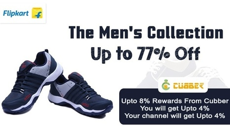 7e691a931 Flipkart - The Men s Footwear Collection Up to 77% OFF