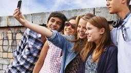 The drug-like effect of screen time on the teenage brain   Mobile Learning in Higher Education   Scoop.it