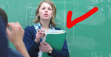The 12 Things You Should Never, Ever Say To Teachers | onderwijsideeën op het web | Scoop.it