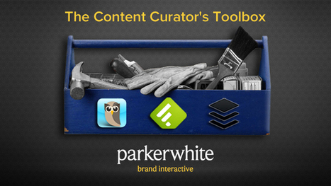 The Content Curator's Toolbox | Social Media Today | better blogging tips | Scoop.it