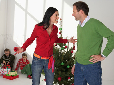 The Holiday Fights All Couples Have | It's Show Prep for Radio | Scoop.it