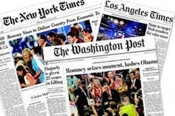 Lueurs d'espoir pour la presse écrite américaine   MédiaZz   Scoop.it